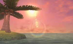 Great Bay Temple Island Sun